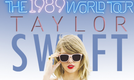 Taylor Swift Isn't Seeing Red with 1989 World Tour