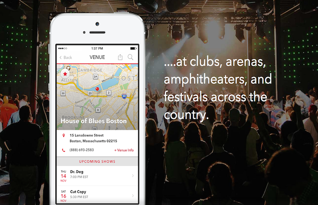 Live Nation Partners with Uber