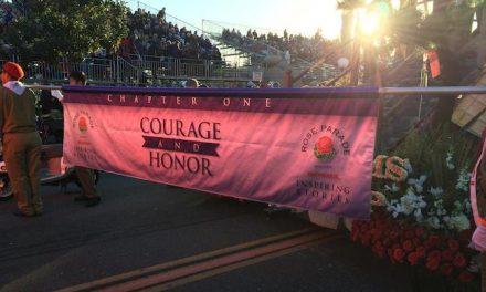 Executing the Rose Parade