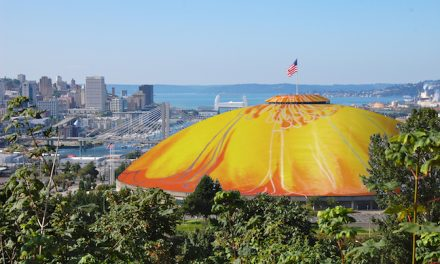 Washington Goes Warhol for Roof Design