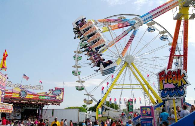 Miami-Dade County Fair Gives Back