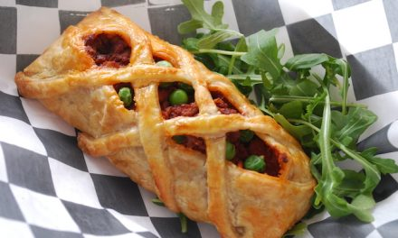 Transatlantic Soccer Food Swap Debuts