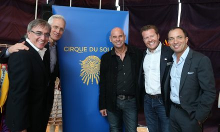 Cirque Sale Is Official