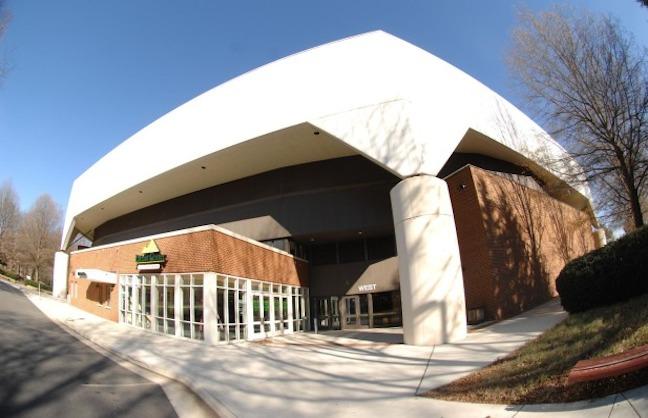 Patriot Center Becomes EagleBank Arena