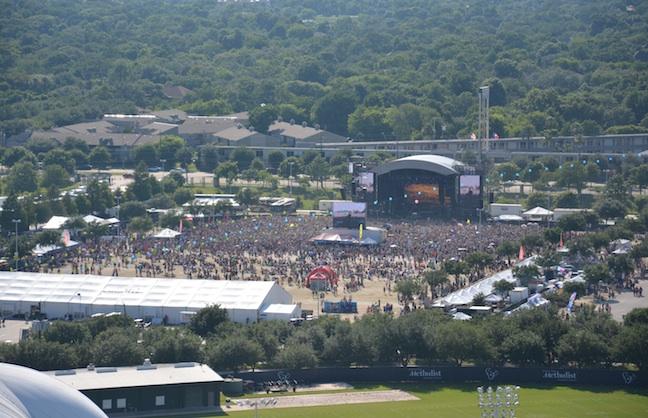 Huge Houston Festival Relocates in 3 Days