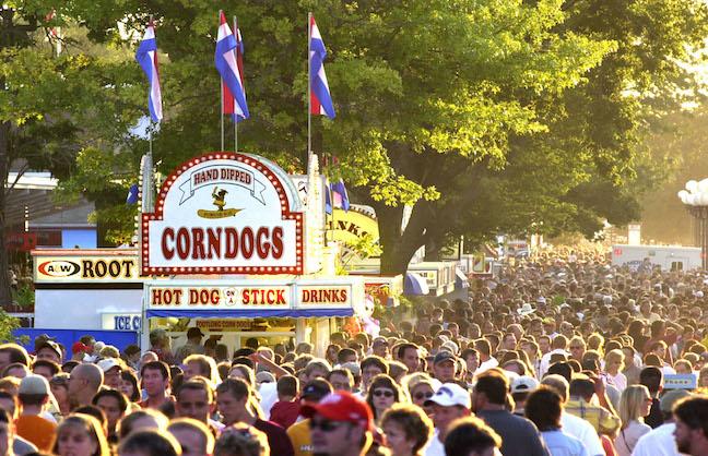 Iowa State Fair Boasts High Attendance
