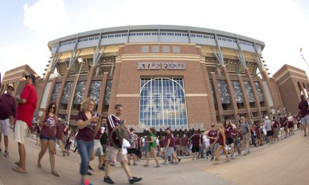 Kyle Field Kicks Off Inaugural Season