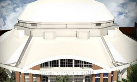 O'Connell Center Undergoing $64.5-Million Renovation