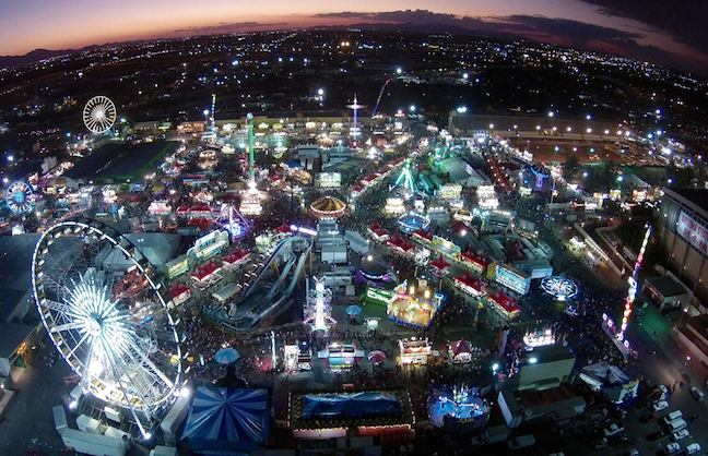 Wet Arizona State Fair Cites Success