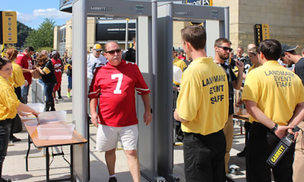 Metal Detectors Arrive in Mid-Size Markets