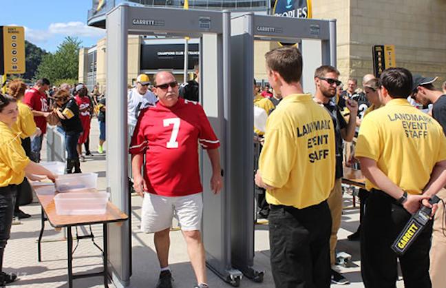 Metal Detectors Arrive in Mid-Size Markets