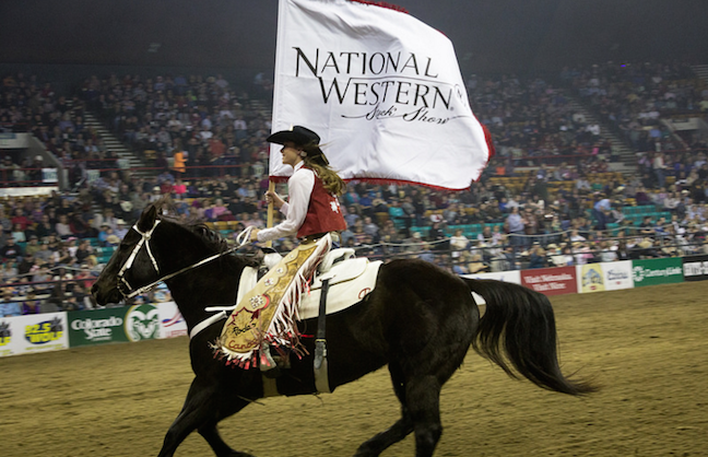 National Western Stock Show Boasts High Attendance