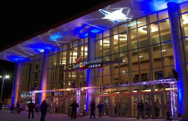 Verizon Wireless Arena Becomes SNHU Arena