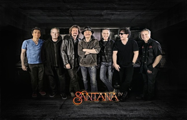 Santana And Journey Plot Three-Off Outing