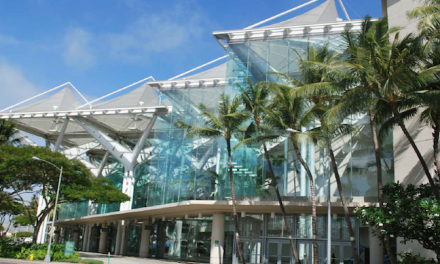Hawaii Convention Center Sets Records