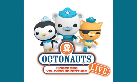 The Octonauts Arrive on U.S. Shores