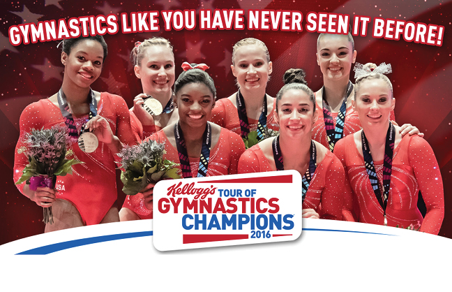 USA Gymnastics Tour Springs Into Action