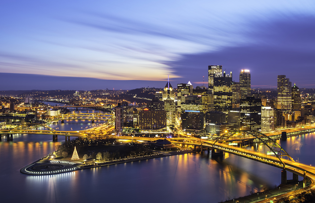 DESTINATION: PITTSBURGH – MORE THAN A STEEL TOWN