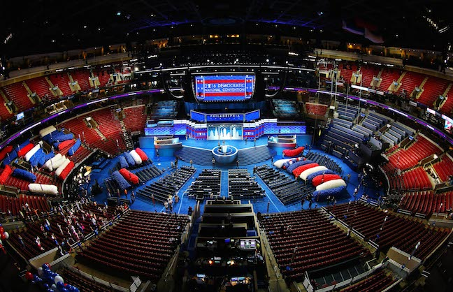 Wells Fargo Center Brings Experience to DNC