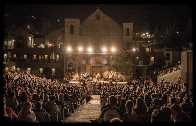 Mountain Winery Now Under AEG Umbrella