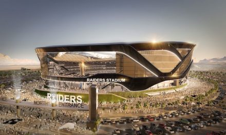 New Las Vegas Football Stadium Funded