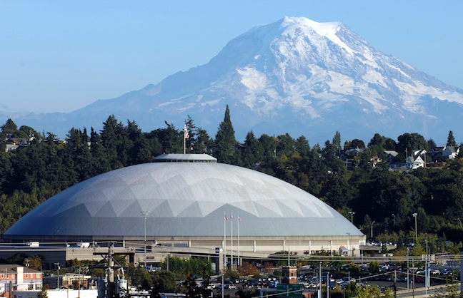 Tacoma Dome Set for $21.3M Upgrade