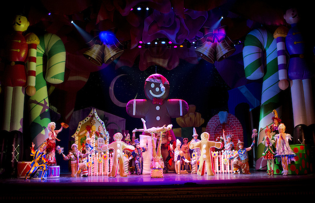 VStar Buys Cirque Productions