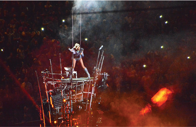 Lady Gaga Goes Mainstream