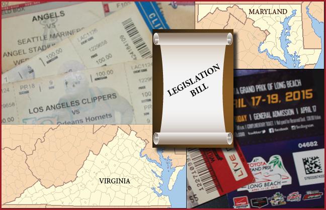 Ticket Resale Bills Taken Up By State Legislators