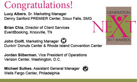 Congratulations 2017 Generation Next Winners!