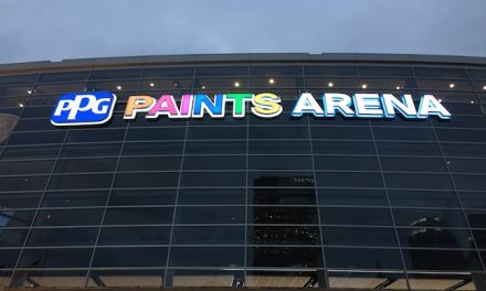 PPG Arena Sees The Light