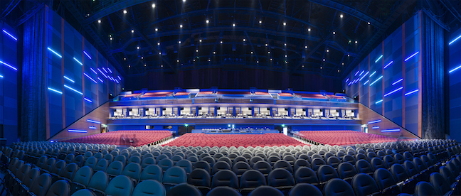 SMART FINANCIAL CENTRE – THE SMARTEST, MOST FLEXIBLE THEATER AROUND