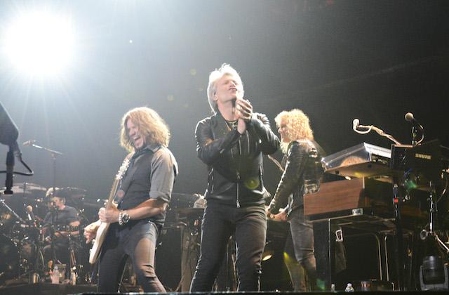 BON JOVI'S BLOCKBUSTER TOUR WRAPS FIRST LEG