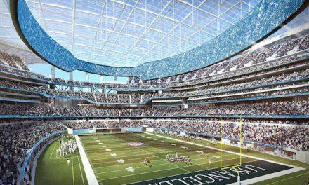 New Rams Stadium Loses 2021 Super Bowl