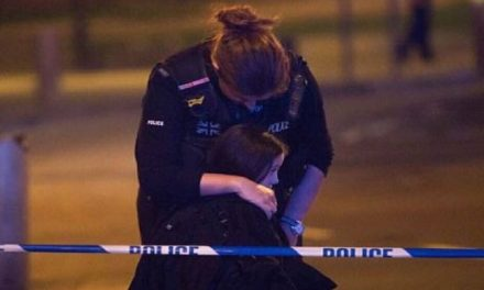 Terrorism Hits Outside Manchester Arena
