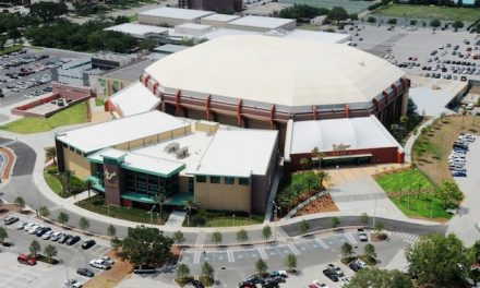USF Sun Dome Changes Management