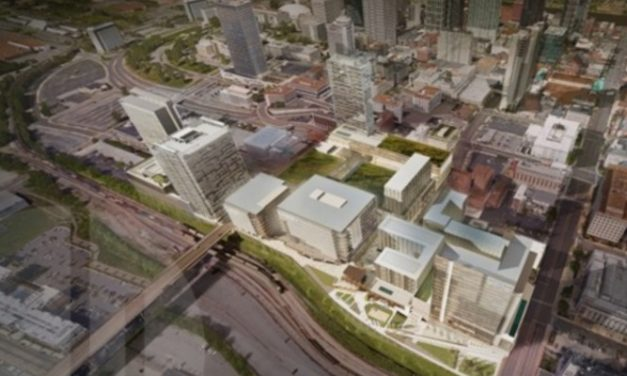 AEG Plans Nashville Yards