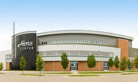 Spectra Contracts Alerus Center