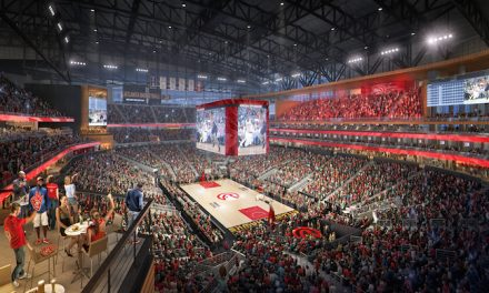 NBA's Second Largest Reno Ever Underway