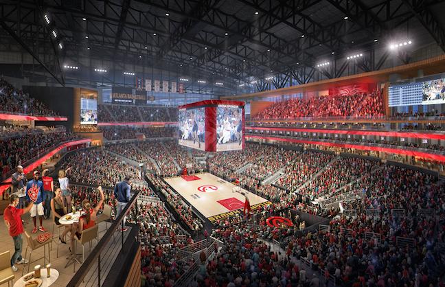 NBA's Second Largest Reno Ever Underway