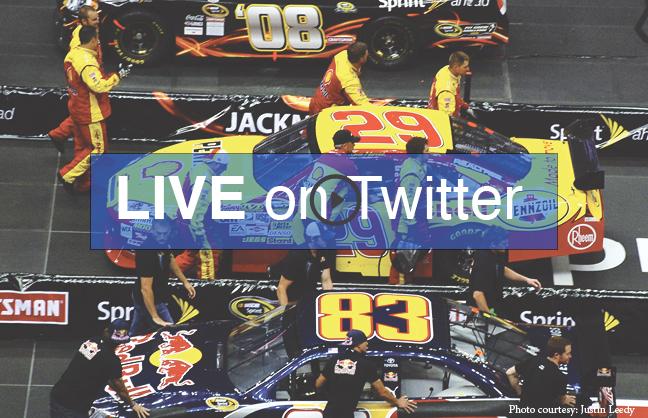 NASCAR Streaming An Inside Job