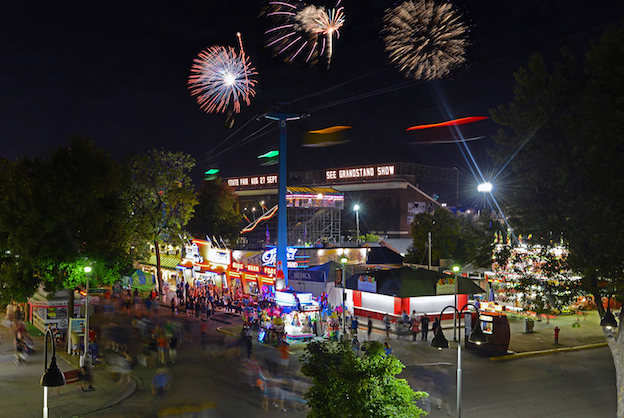 Minnesota Fair Beats Record