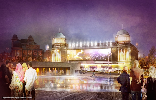 NEC Group to Restore Bradford Odeon UK