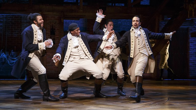 BROADWAY'S NEW GOLDEN AGE