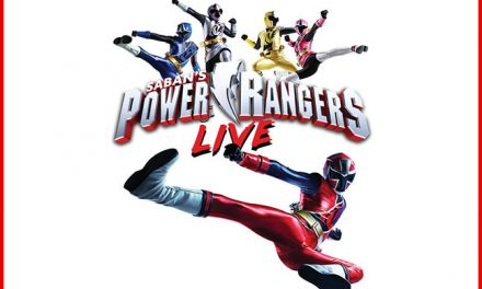 Power Rangers Live To Tour In 2018