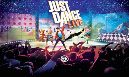 Video Game Just Dance Goes Live