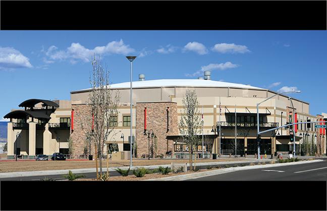 Spectra to Manage Prescott Valley Arena