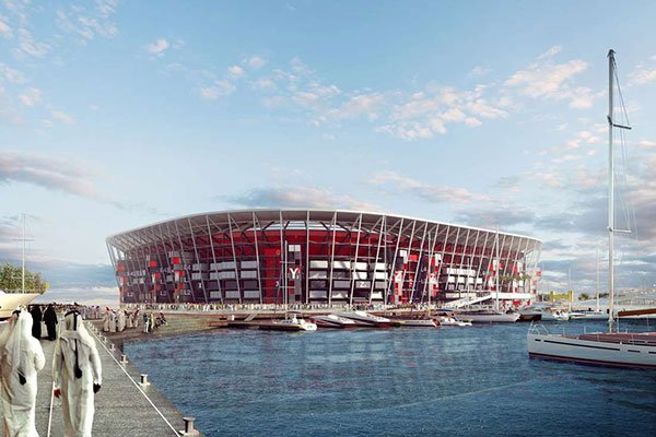 Qatar To Put Up First Reusable Stadium