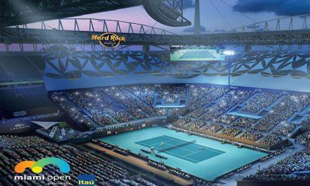 Miami Open Lands at Hard Rock Stadium