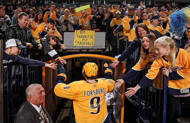 Predators Take Back Ticketing
